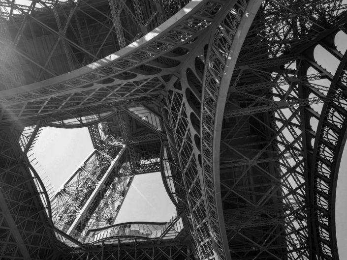 Eiffel Towering Over Me